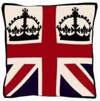 Union Jack Crowns - Brigantia