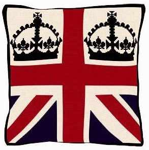 Union Jack Crowns - Brigantia