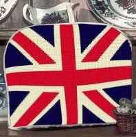 Tea Cosy Tapestry - Union Jack