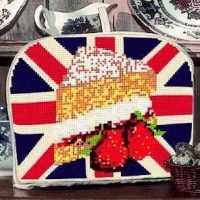 Tea Cosy Tapestry - Afternoon Tea