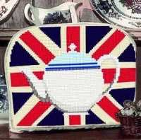 Tea Cosy Tapestry -Teapot