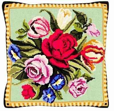 Savonnerie Tapestry Kit - Brigantia