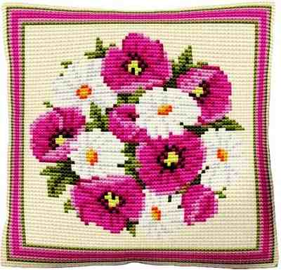 Brodie -  Cross Stitch Kit (printed canvas)
