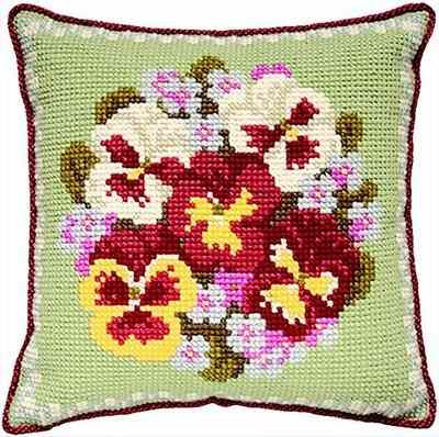 Glamis -  Cross Stitch Kit (printed canvas)