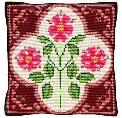 Casia -  Cross Stitch Kit (printed canvas)