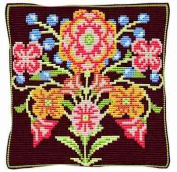 Dorchester -  Cross Stitch Kit (printed canvas)