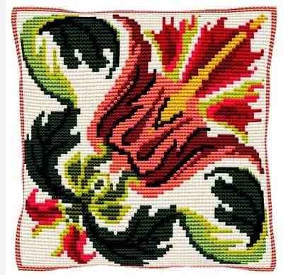 Molina - Cross Stitch Kit (printed canvas)