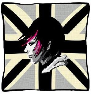 Emo  (Mono) - Urban Tapestry Kit - Brigantia