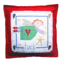 Hark Angel Cushion