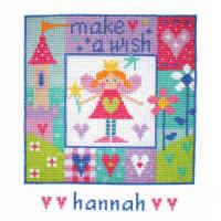 Birth Sampler - Make a Wish