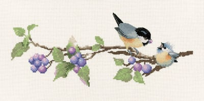 Berry Time - Valerie Pfeiffer Cross Stitch