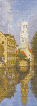 Bruges - John Clayton International Cross Stitch