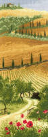 Tuscany - John Clayton International Cross Stitch