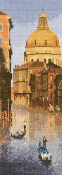 Venice - John Clayton International Cross Stitch