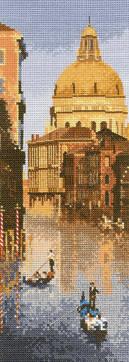 Venice - John Clayton International Cross Stitch