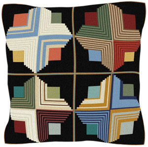 Patchwork Tapestry Kit - Brigantia