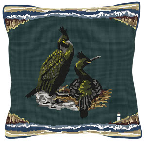 Nesting Pair Tapestry Kit - Brigantia Needlework *NEW*