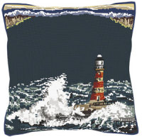 Seaside Lighthouse Tapestry Kit
