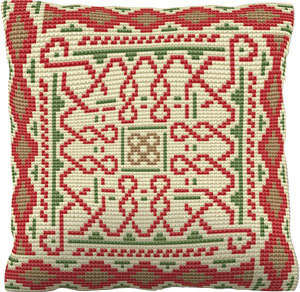 Mexican -  Cross Stitch Kit (printed canvas)