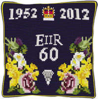 Diamond Jubilee - Chunky Cross Stitch Kit