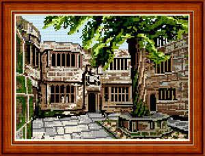 Skipton Castle - Brigantia Needlework
