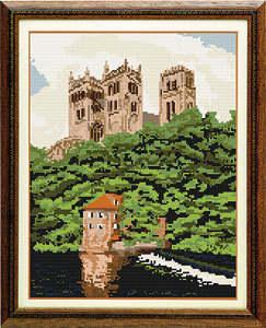 Durham Cathedral - Brigantia Needlework Tapestry Kit