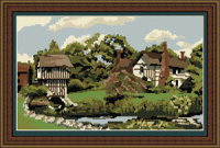 Brockhampton - Brigantia Needlework Tapestry Kit