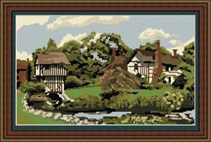 Brockhampton - Brigantia Needlework Tapestry Kit
