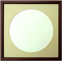 Wooden Frame and Mount - Circles Cross Stitch Kits
