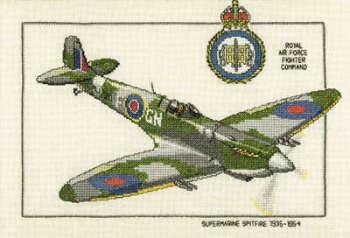 Supermarine Spitfire - Heritage Crafts