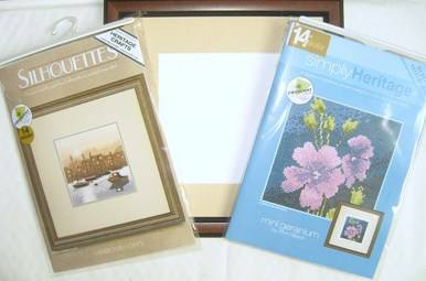 Small Frames - Heritage Crafts