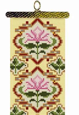 Bell Pull Kits (Printed Cross Stitch)