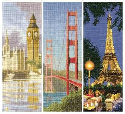 Places - Cities and Landmarks