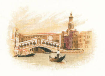 The Rialto Bridge - John Clayton
