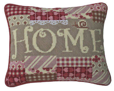 Home Patch Tapestry Kit - *includes optional Flag design *
