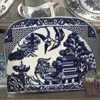 Willow Pattern Tea Cosy Tapestry