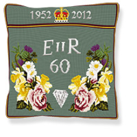 Queens Diamond Jubilee - Tapestry Kit