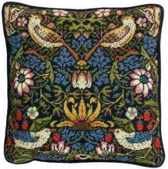 Strawberry Thief Tapestry Kit - Bothy Threads