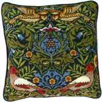 William Morris Bird Tapestry Kit - Bothy Threads