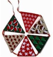 Christmas Tapestry Bunting Kit