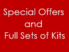 Special Offers and Cross Stitch Sets