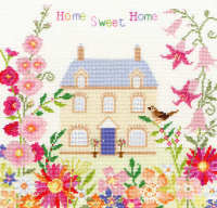 Home Sweet Home - Bothy Threads Cross Stitch