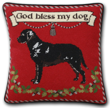 Labrador Red Tapestry Kit
