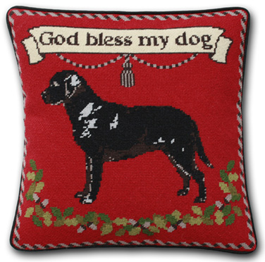 Labrador Red - One Off Needlework