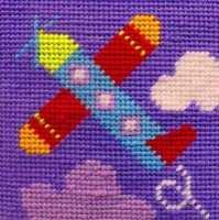Plane - Starter Tapestry Kit
