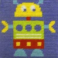 Robot - Starter Tapestry Kit