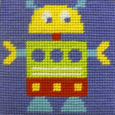 Robot - Starter Tapestry Kit  *NEW*
