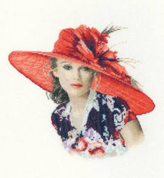 Victoria - John Clayton  Elegance Cross Stitch