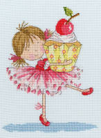 Cherry on Top - Little Jem - Bothy Threads