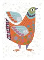 Bird Embroidery Kit - Nancy Nicholson